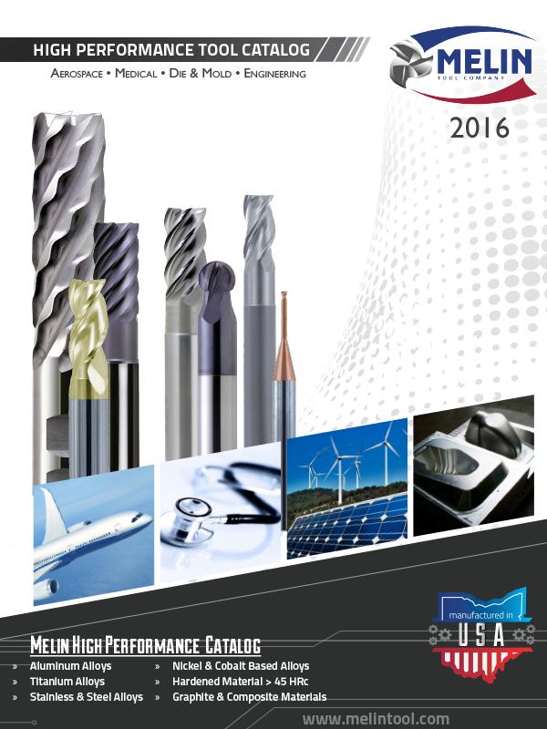 High Performance Carbide Drills Catalog