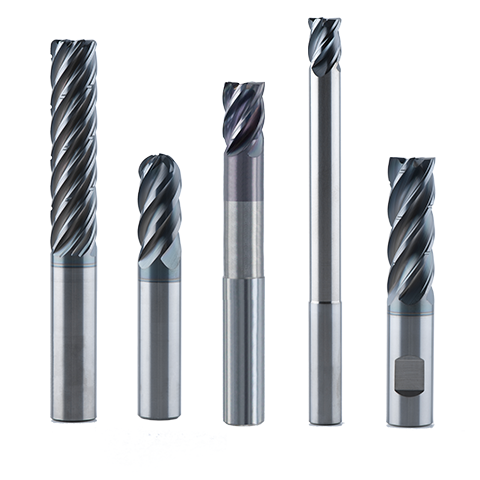Ultra High Performance End Mills
