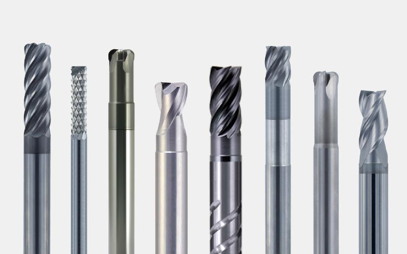 High Performance End Mills